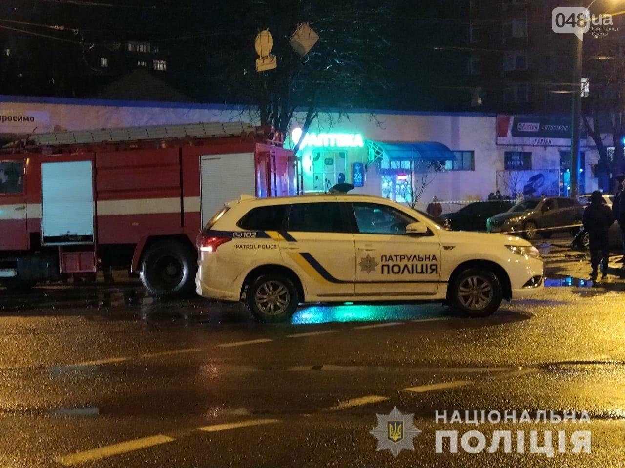 В Одессе в ночном ДТП погибли два человека, - ФОТО, ВИДЕО, ОБНОВЛЕНО, фото-7