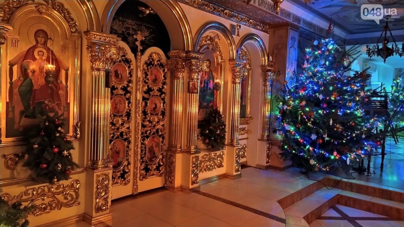Фотопятница: как в Одессе украсили церкви на Рождество, - ФОТОРЕПОРТАЖ, фото-26, ФОТО: Александр Жирносенко