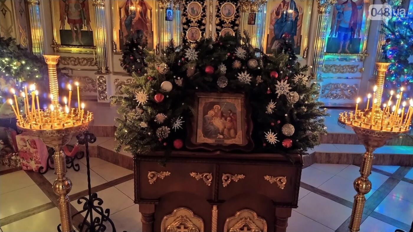 Фотопятница: как в Одессе украсили церкви на Рождество, - ФОТОРЕПОРТАЖ, фото-27, ФОТО: Александр Жирносенко
