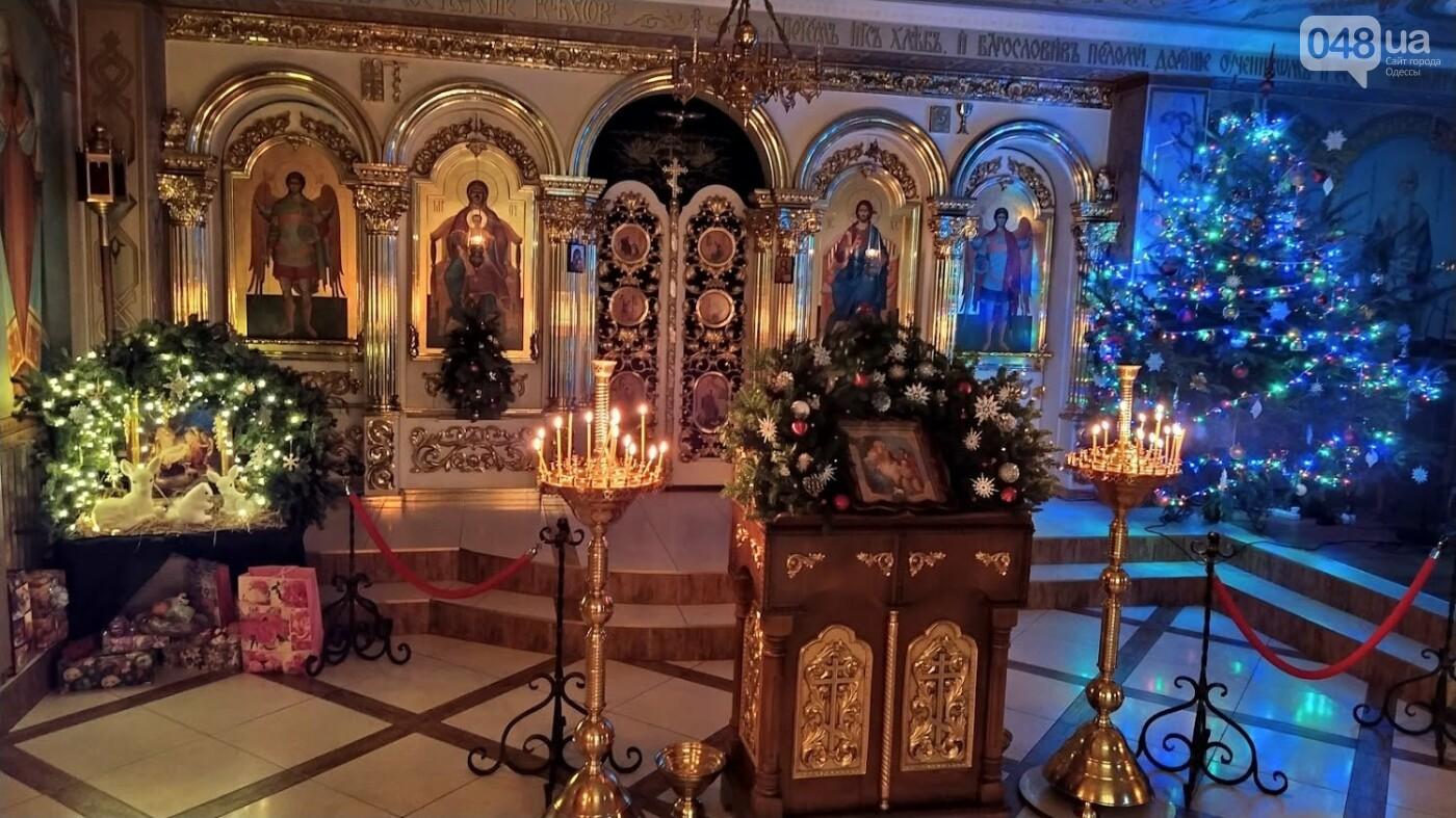 Фотопятница: как в Одессе украсили церкви на Рождество, - ФОТОРЕПОРТАЖ, фото-28, ФОТО: Александр Жирносенко