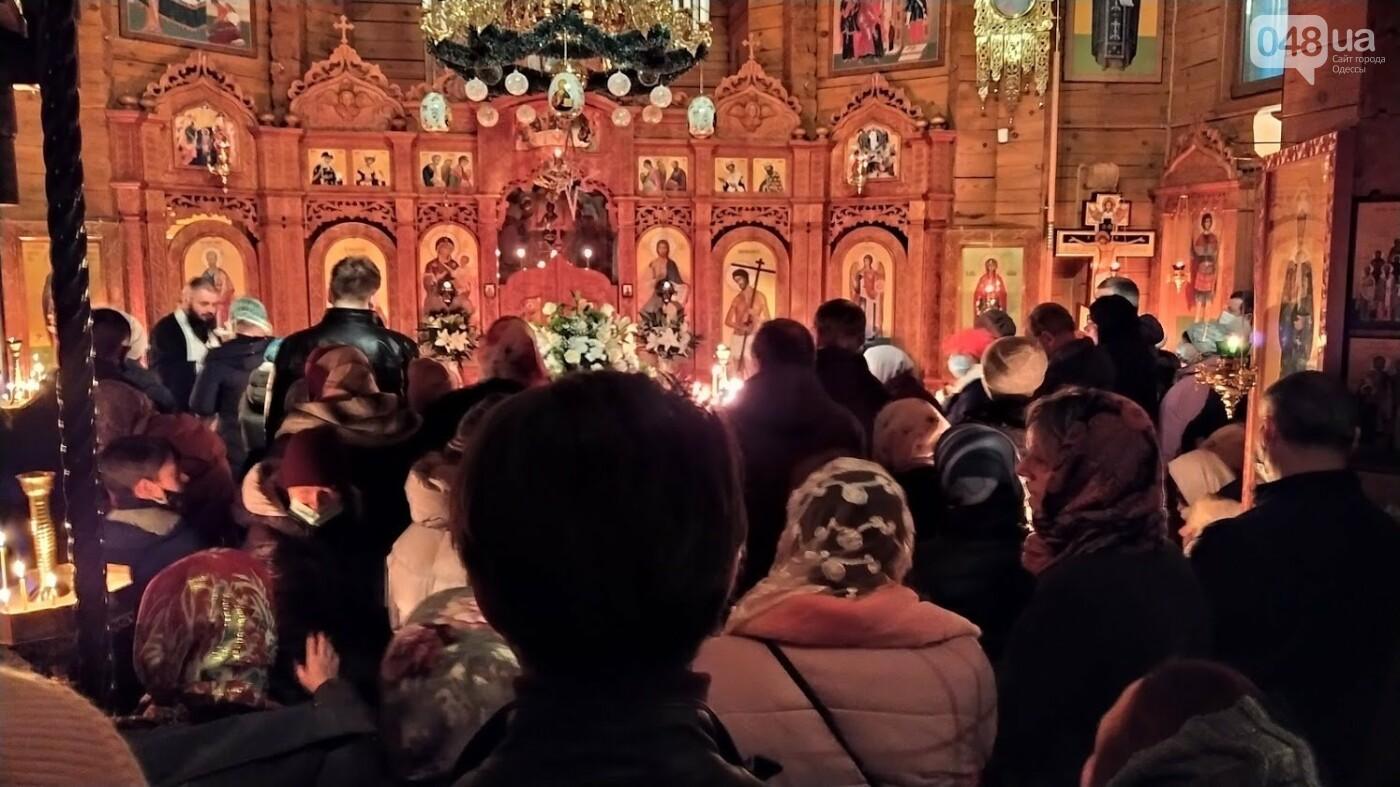Фотопятница: как в Одессе украсили церкви на Рождество, - ФОТОРЕПОРТАЖ, фото-12, ФОТО: Александр Жирносенко