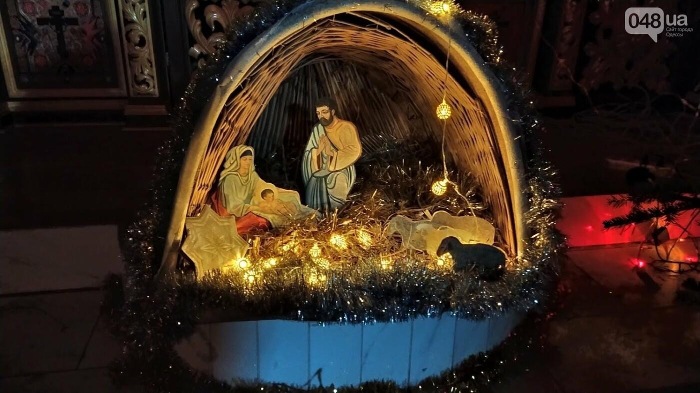 Фотопятница: как в Одессе украсили церкви на Рождество, - ФОТОРЕПОРТАЖ, фото-13, ФОТО: Александр Жирносенко