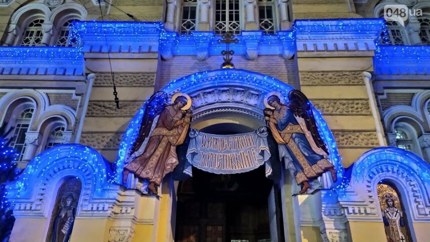 Фотопятница: как в Одессе украсили церкви на Рождество, - ФОТОРЕПОРТАЖ, фото-2, ФОТО: Александр Жирносенко