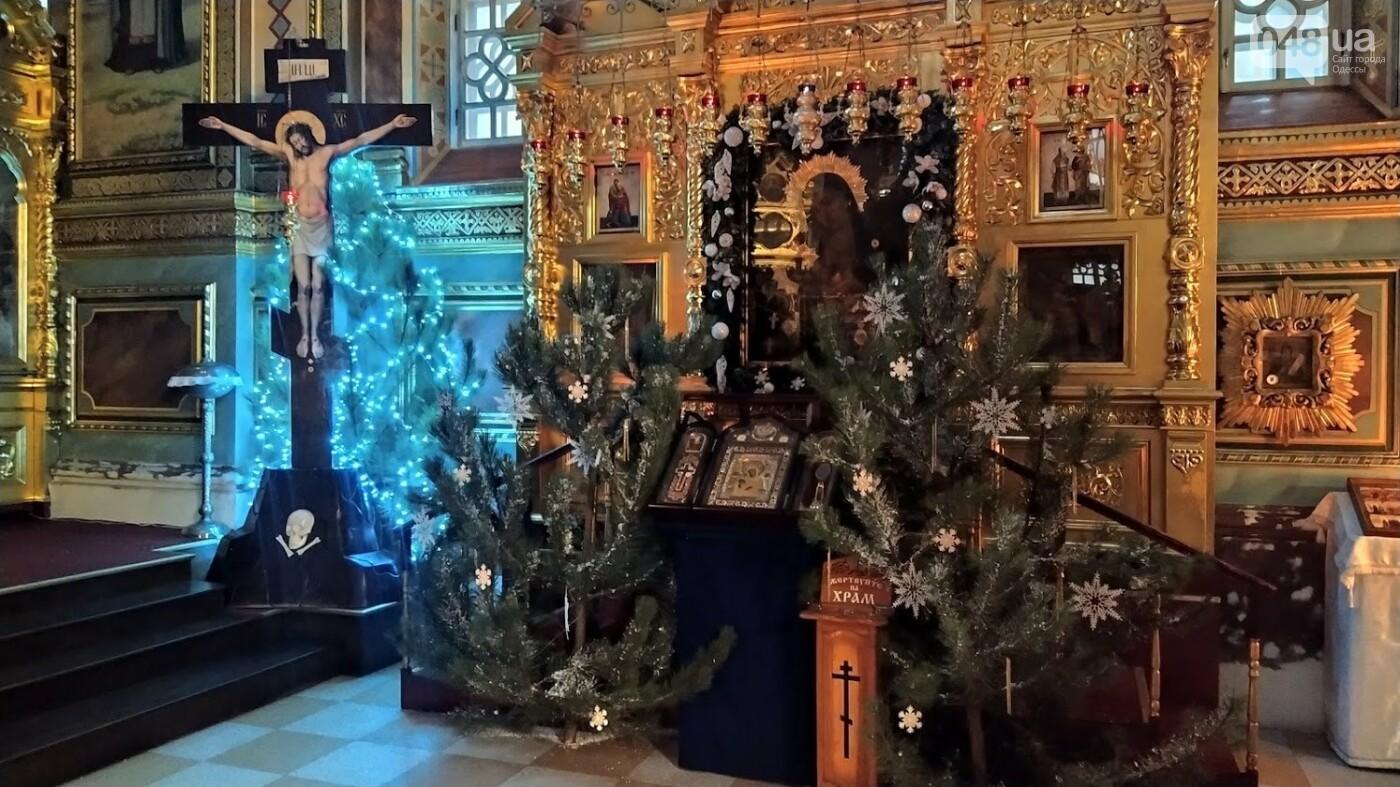 Фотопятница: как в Одессе украсили церкви на Рождество, - ФОТОРЕПОРТАЖ, фото-4, ФОТО: Александр Жирносенко