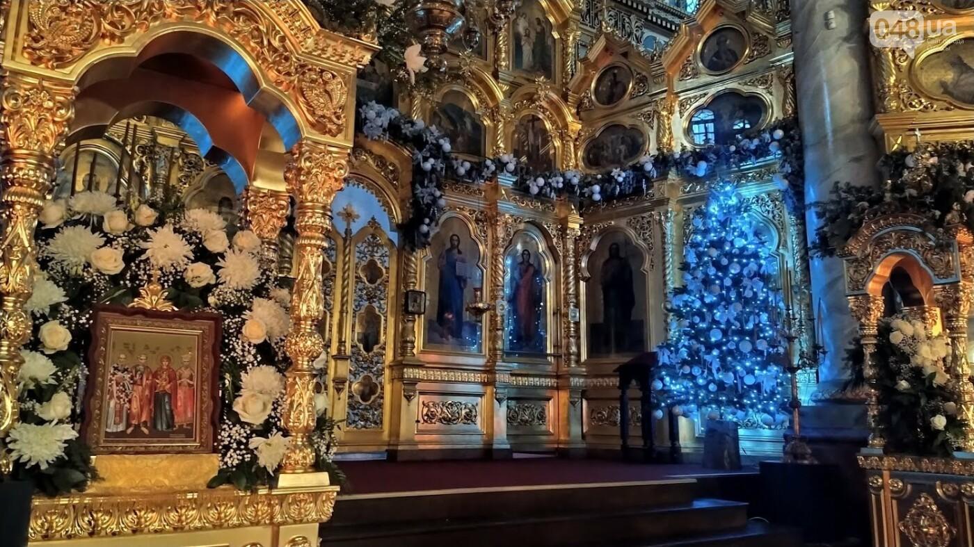 Фотопятница: как в Одессе украсили церкви на Рождество, - ФОТОРЕПОРТАЖ, фото-6, ФОТО: Александр Жирносенко