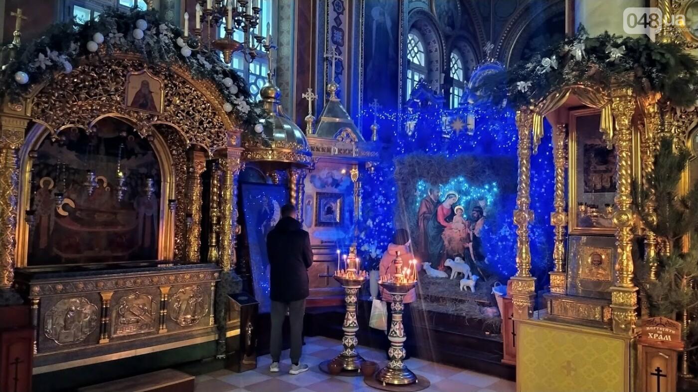 Фотопятница: как в Одессе украсили церкви на Рождество, - ФОТОРЕПОРТАЖ, фото-7, ФОТО: Александр Жирносенко