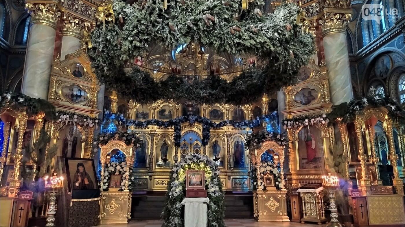Фотопятница: как в Одессе украсили церкви на Рождество, - ФОТОРЕПОРТАЖ, фото-3, ФОТО: Александр Жирносенко
