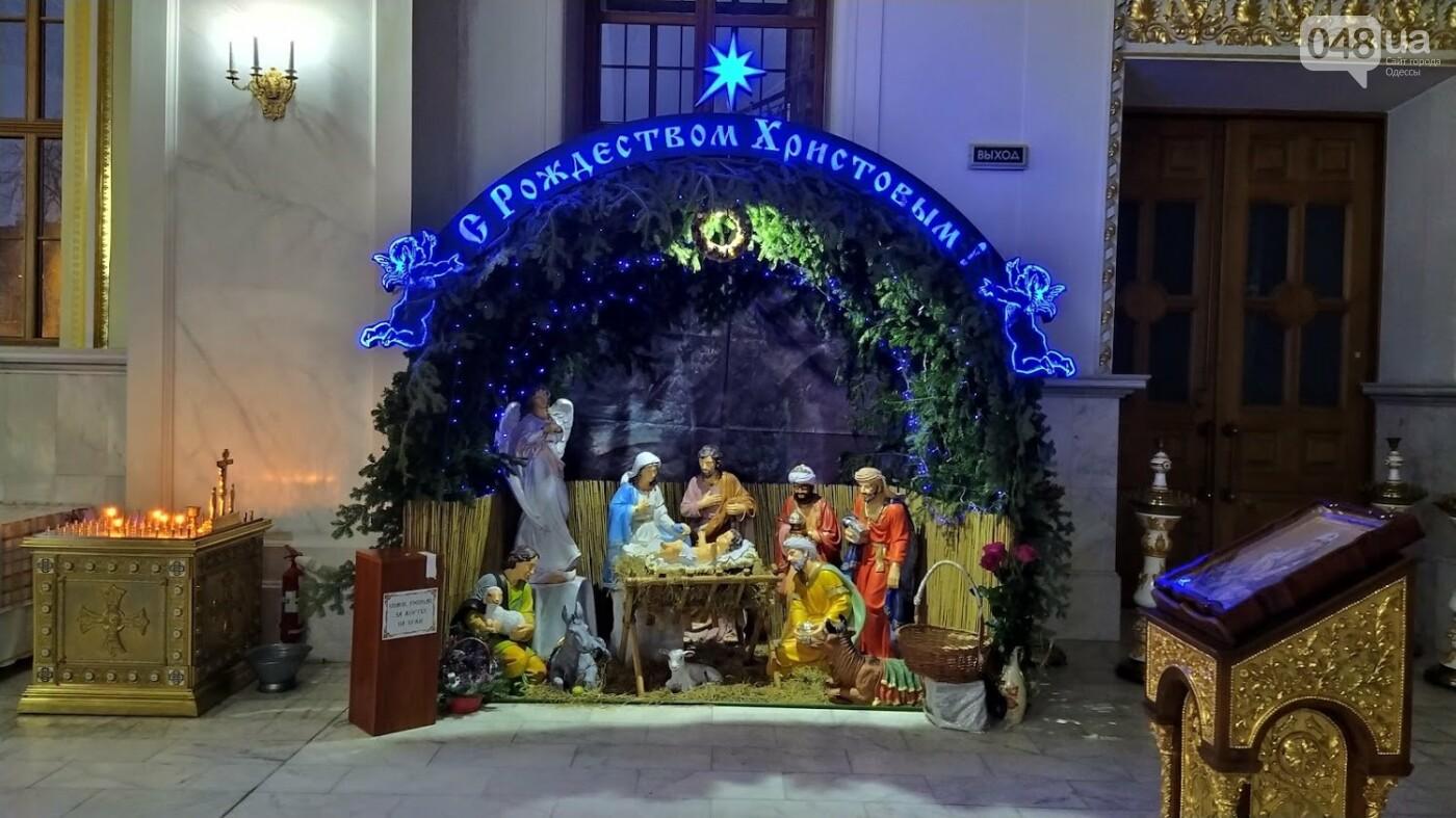 Фотопятница: как в Одессе украсили церкви на Рождество, - ФОТОРЕПОРТАЖ, фото-20, ФОТО: Александр Жирносенко