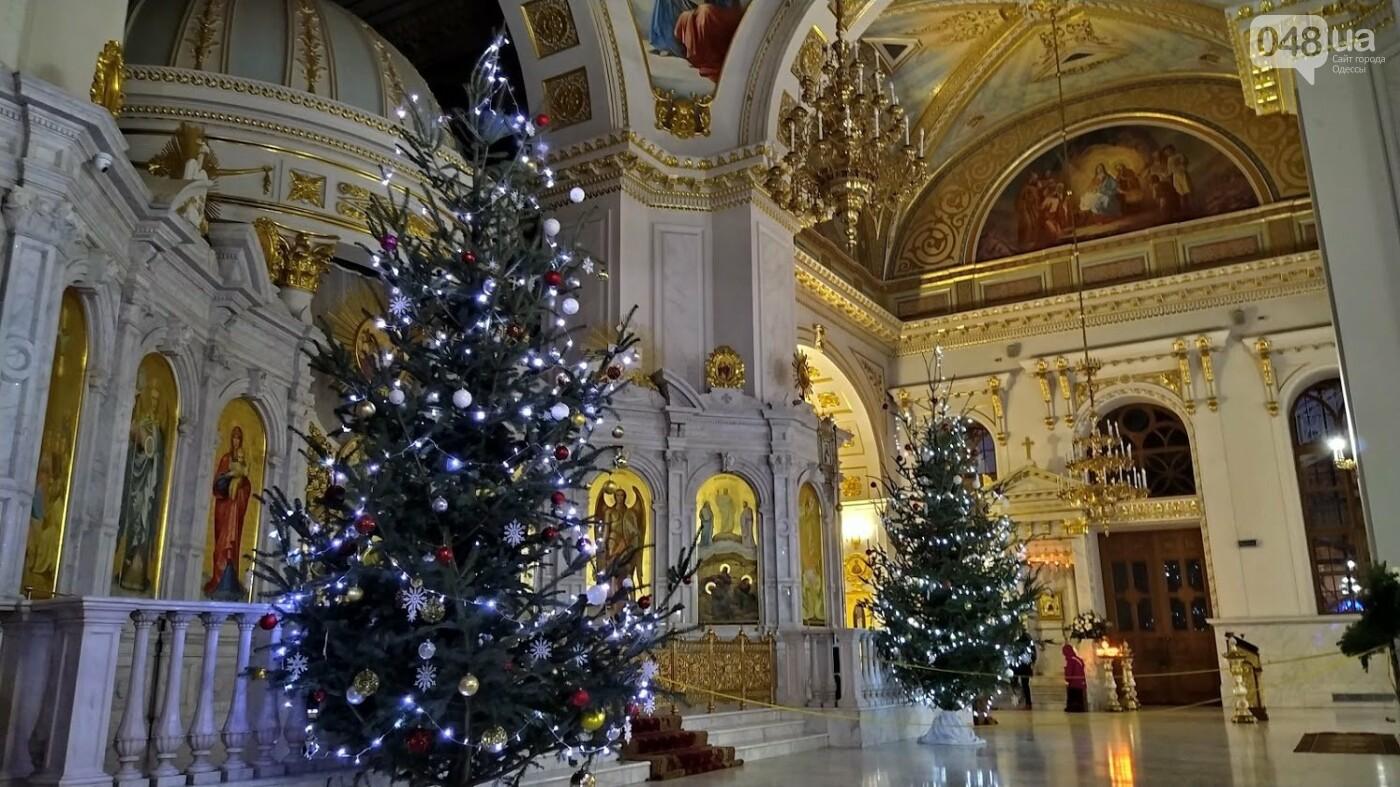 Фотопятница: как в Одессе украсили церкви на Рождество, - ФОТОРЕПОРТАЖ, фото-19, ФОТО: Александр Жирносенко