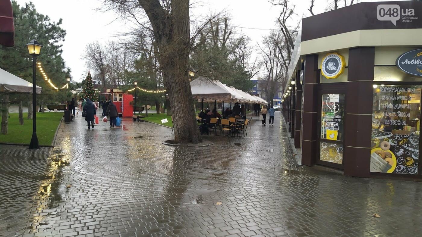 Локдаун в Одессе: как соблюдают правила карантина в центре города,- ФОТО, фото-6, ФОТО: Александр Жирносенко.