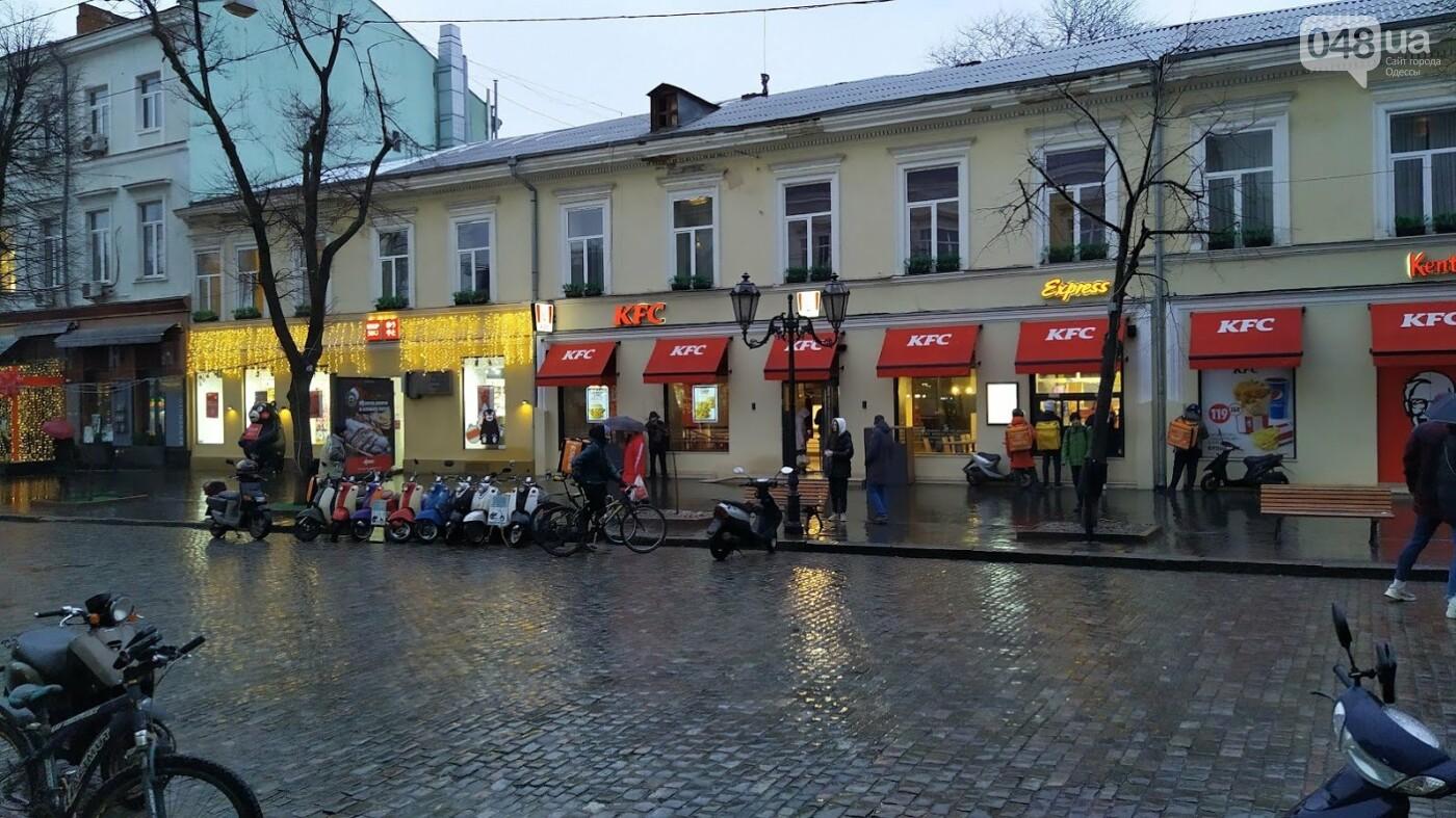 Локдаун в Одессе: как соблюдают правила карантина в центре города,- ФОТО, фото-44, ФОТО: Александр Жирносенко