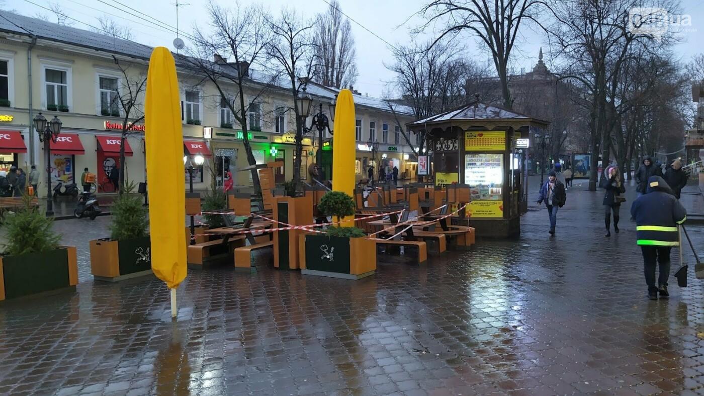 Локдаун в Одессе: как соблюдают правила карантина в центре города,- ФОТО, фото-43, ФОТО: Александр Жирносенко