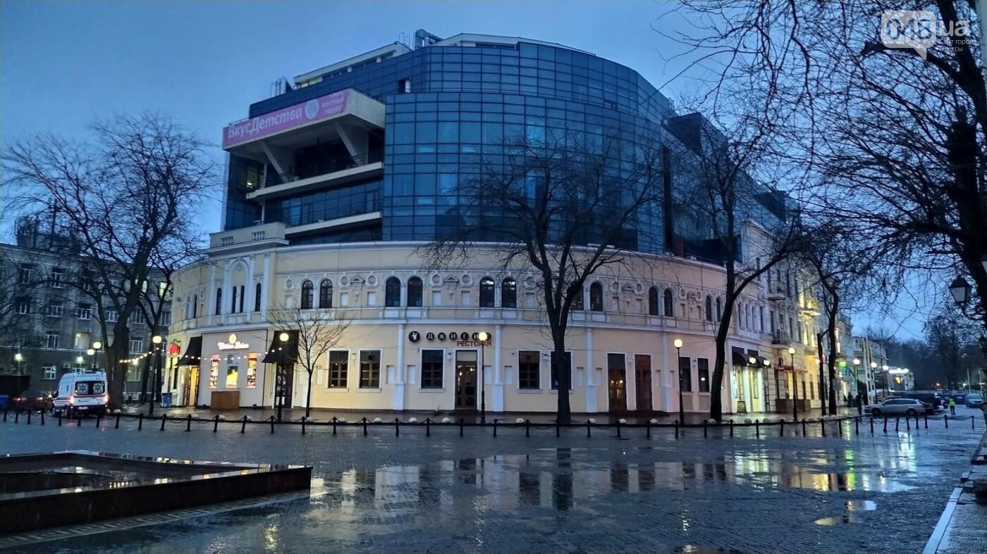 Пятый день локдауна в Одессе: как работают торговые центры, - ФОТОРЕПОРТАЖ, фото-1, ФОТО: Александр Жирносенко.