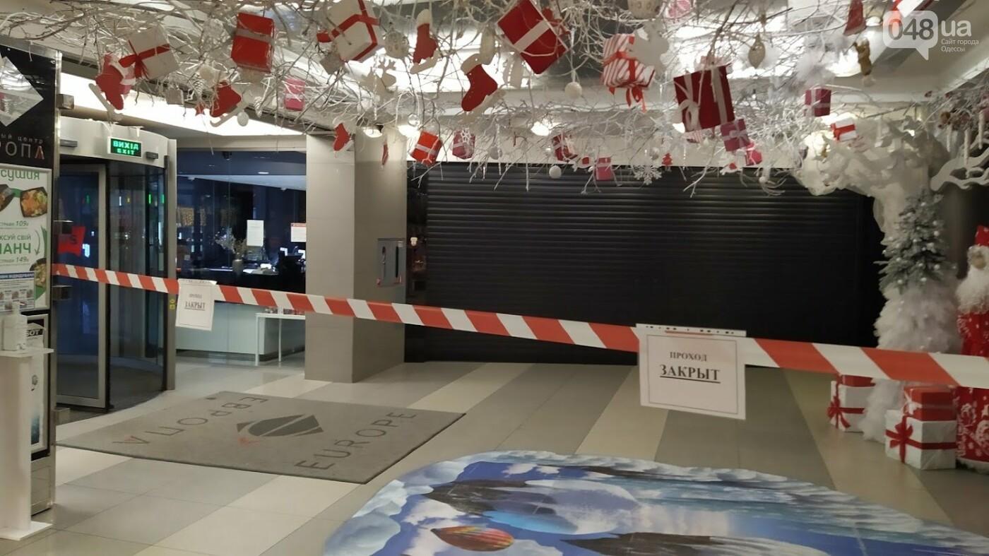 Пятый день локдауна в Одессе: как работают торговые центры, - ФОТОРЕПОРТАЖ, фото-22, ФОТО: Александр Жирносенко