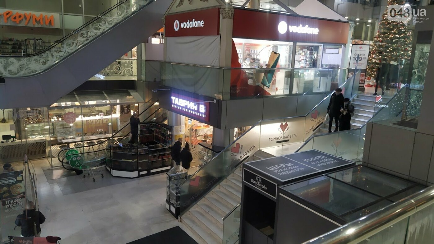 Пятый день локдауна в Одессе: как работают торговые центры, - ФОТОРЕПОРТАЖ, фото-5, ФОТО: Александр Жирносенко.