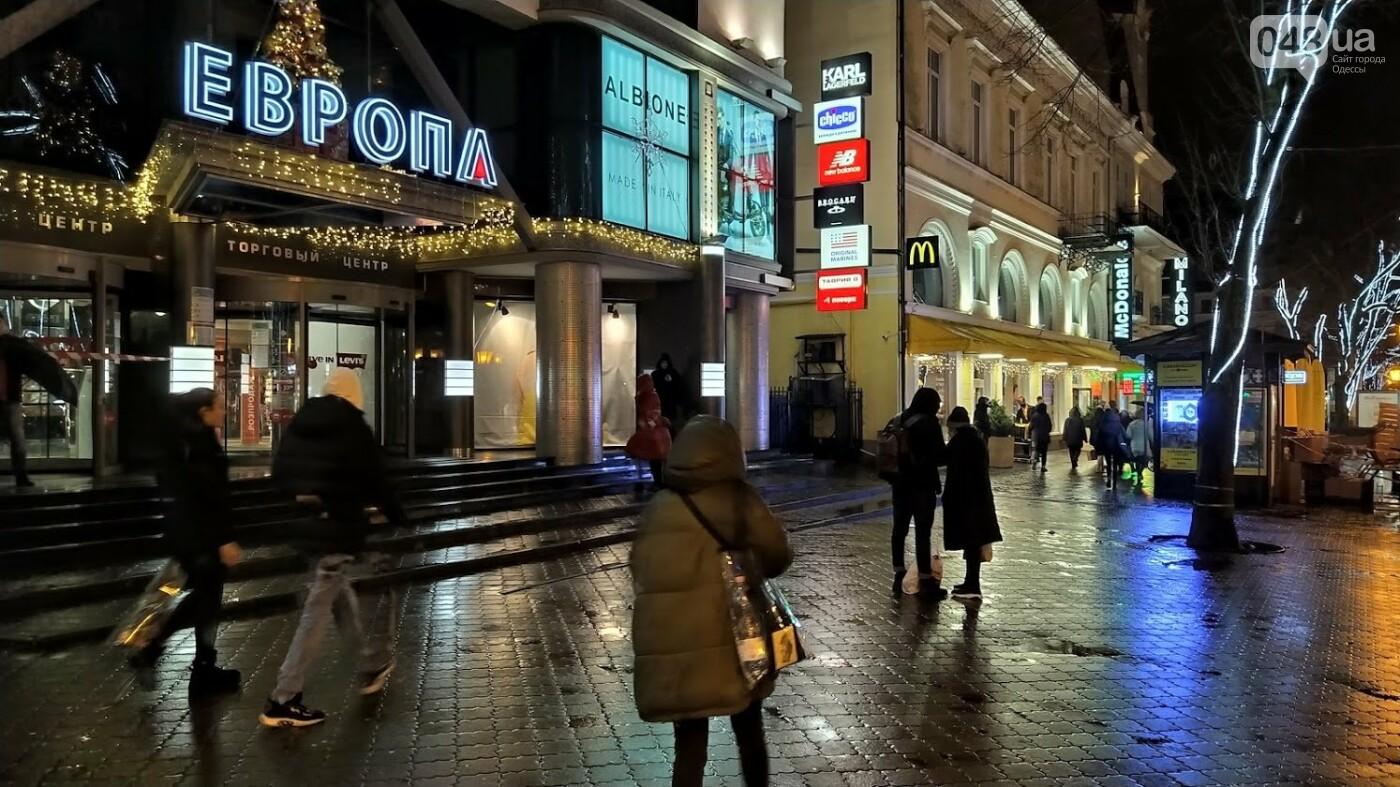 Пятый день локдауна в Одессе: как работают торговые центры, - ФОТОРЕПОРТАЖ, фото-17, ФОТО: Александр Жирносенко