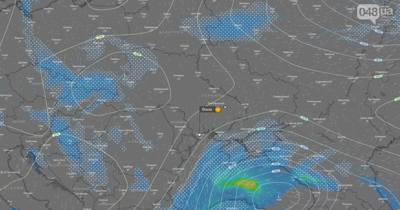 Холоднее чем в Антарктиде: погода в Одессе и на станции Вер..., фото-44