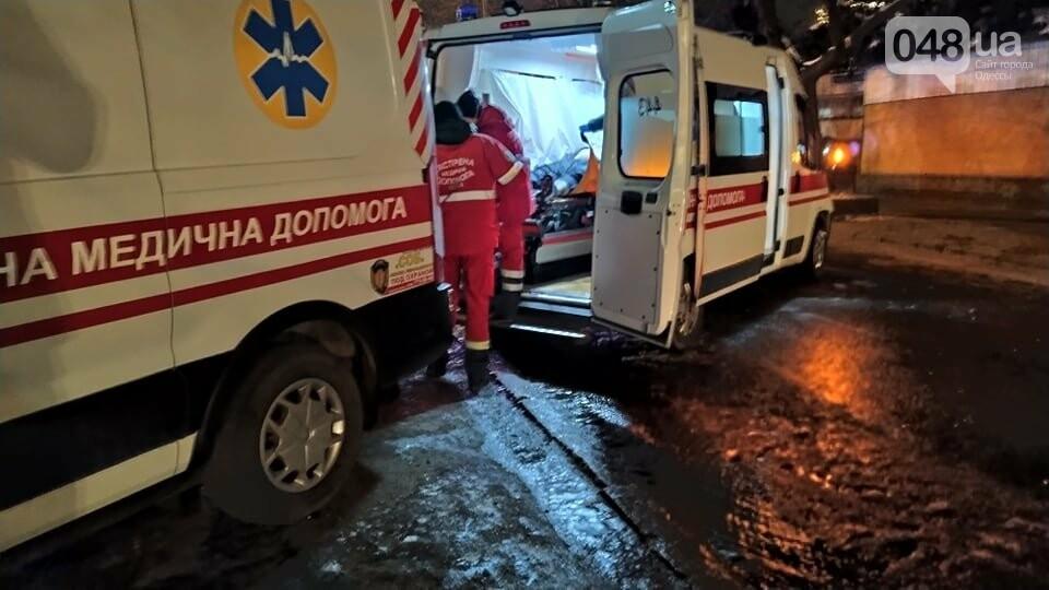 Пожар в Одессе: есть пострадавшие, - ФОТО, ВИДЕО, фото-66