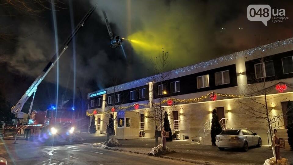 Пожар в Одессе: сейчас на Посмитного пылает дом, - ФОТО, ВИ..., фото-11