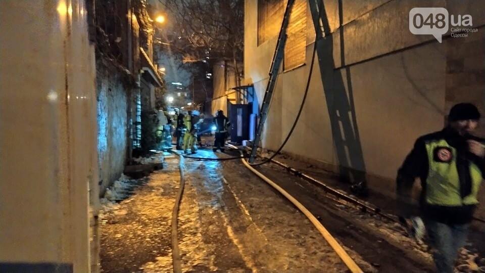 Пожар в Одессе: есть пострадавшие, - ФОТО, ВИДЕО, фото-33