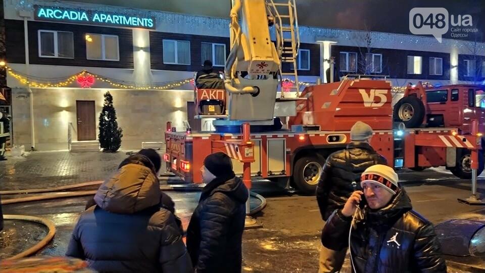 Пожар в Одессе: сейчас на Посмитного пылает дом, - ФОТО, ВИ..., фото-22