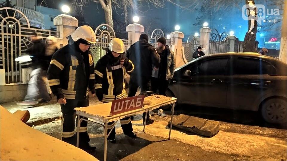 Пожар в Одессе: сейчас на Посмитного пылает дом, - ФОТО, ВИ..., фото-44