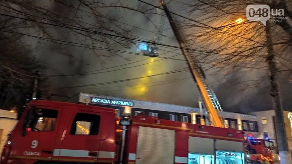 Пожар в Одессе: есть пострадавшие, - ФОТО, ВИДЕО, фото-44