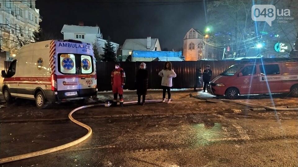 Пожар в Одессе: что случилось с людьми, - ФОТО, ВИДЕО, фото-3