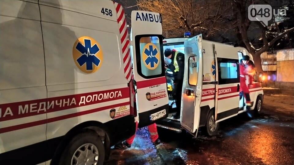 Пожар в Одессе: что случилось с людьми, - ФОТО, ВИДЕО, фото-1