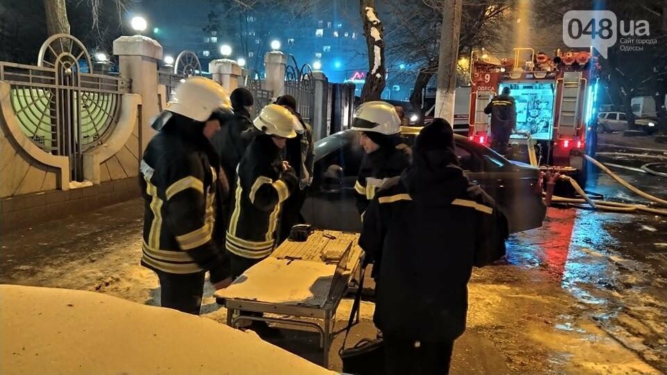 Пожар в Одессе: что случилось с людьми, - ФОТО, ВИДЕО, фото-5
