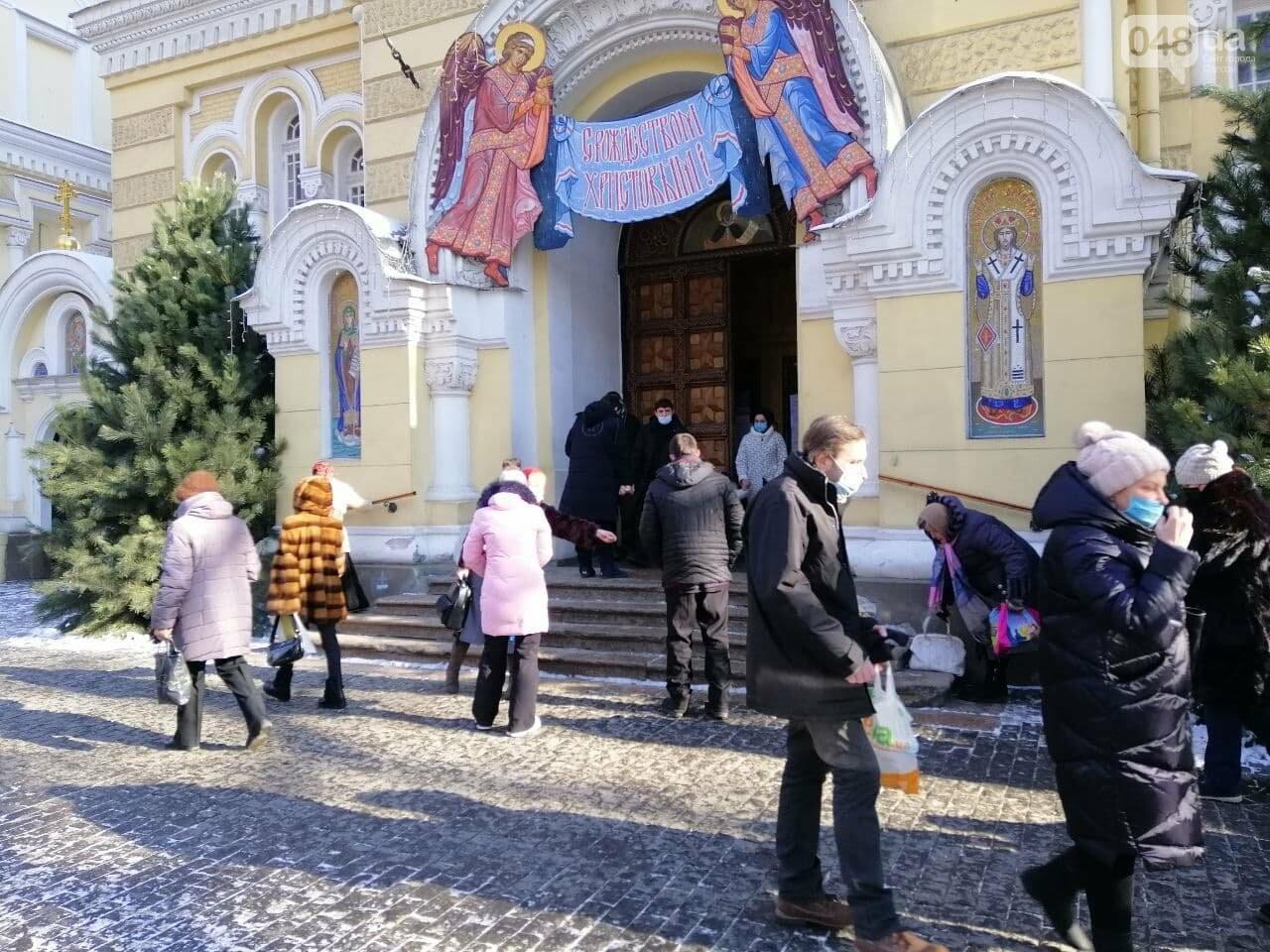 Крещение в Одессе: во всех храмах святили воду,- ФОТОРЕПОРТАЖ, фото-2