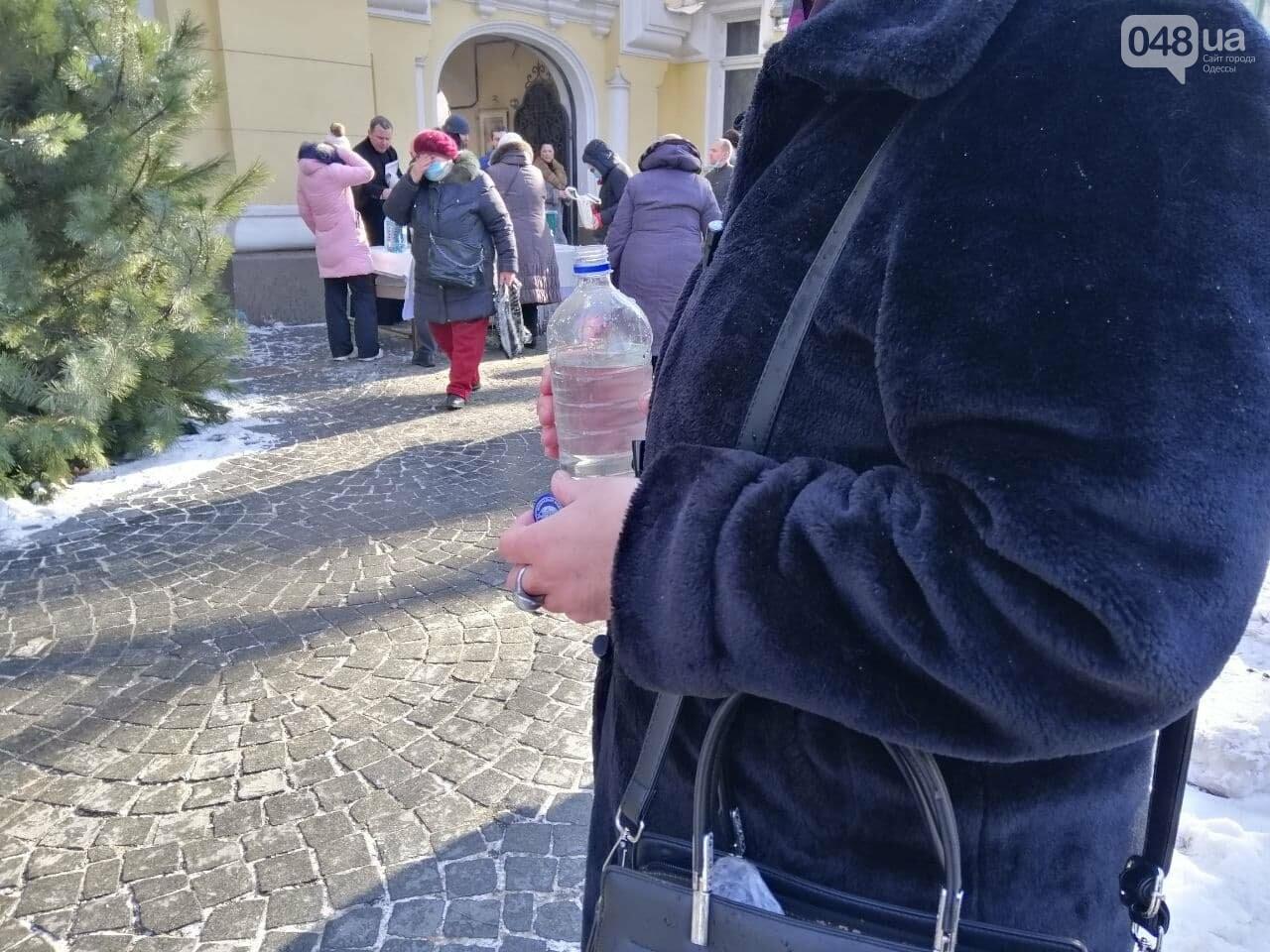 Крещение в Одессе: во всех храмах святили воду,- ФОТОРЕПОРТАЖ, фото-11