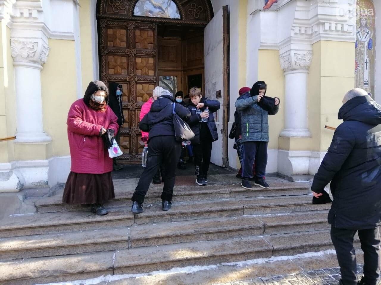 Крещение в Одессе: во всех храмах святили воду,- ФОТОРЕПОРТАЖ, фото-10