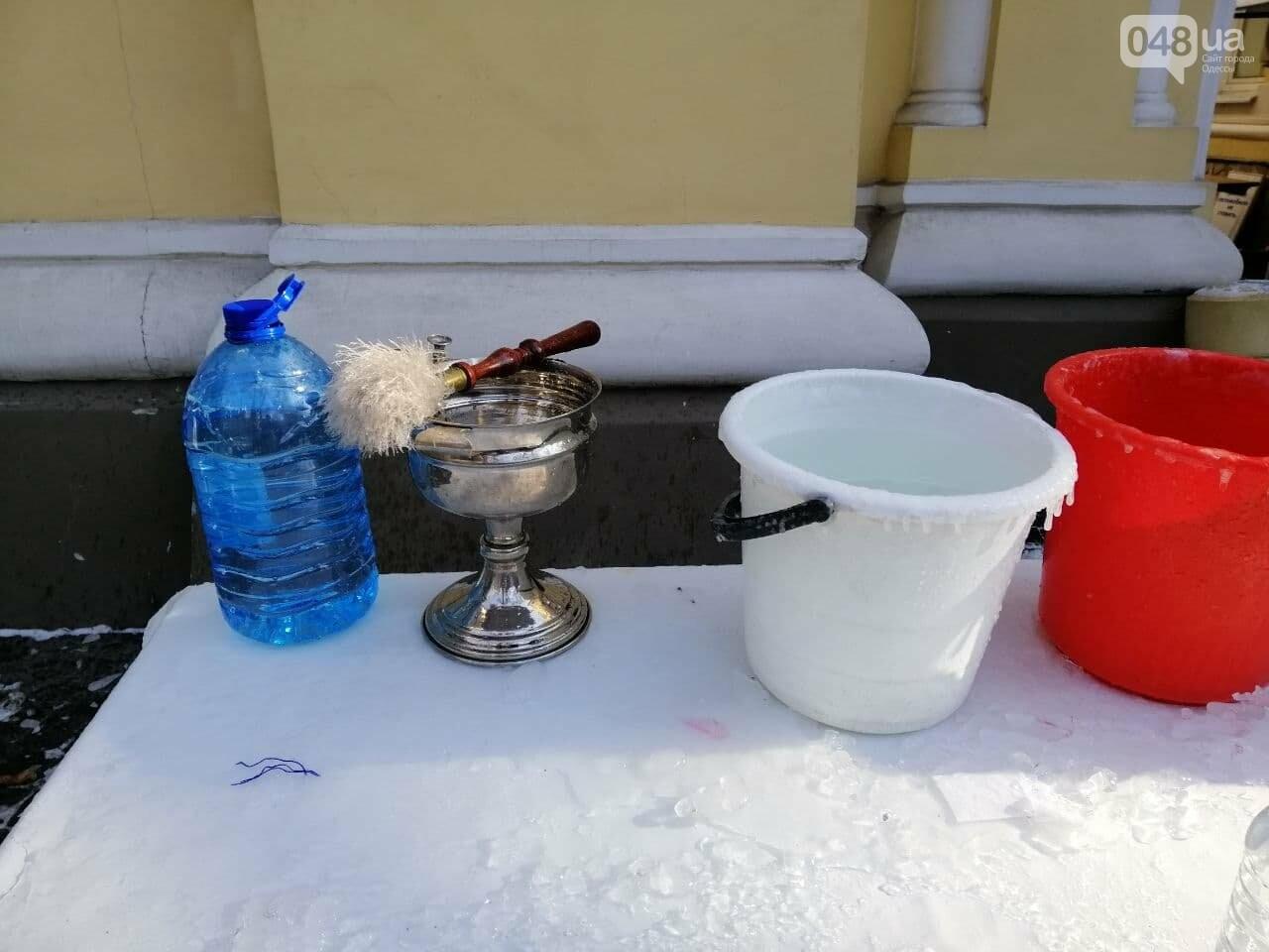 Крещение в Одессе: во всех храмах святили воду,- ФОТОРЕПОРТАЖ, фото-13