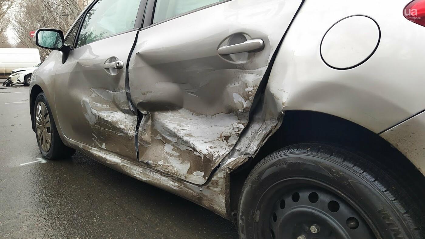 ДТП в центре Одессы: на Ришельевской столкнулись два автомо..., фото-44