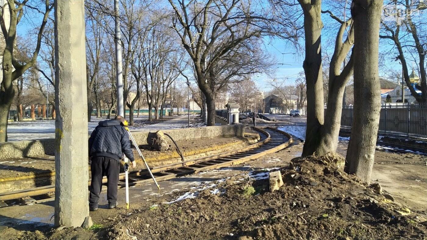 Как в Одессе проходит благоустройство Алексеевского сквера, - ФОТО, фото-11, ФОТО: Александр Жирносенко.