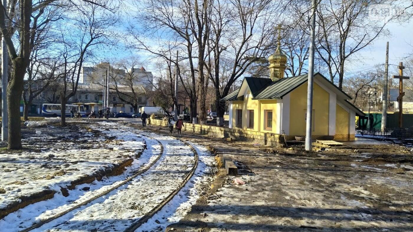 Как в Одессе проходит благоустройство Алексеевского сквера, - ФОТО, фото-5, ФОТО: Александр Жирносенко.