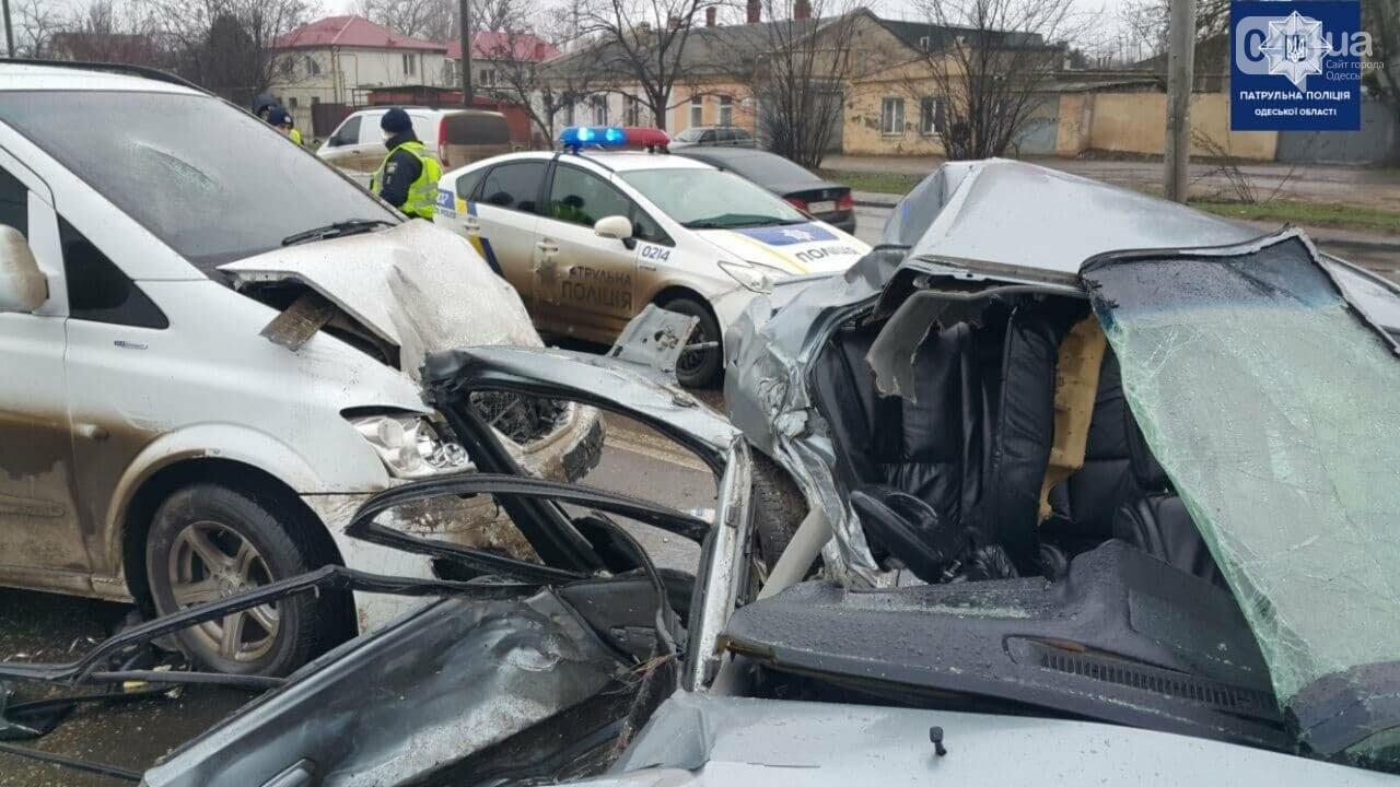В Одессе произошло трагическое ДТП, есть жертвы,- ФОТО, фото-2