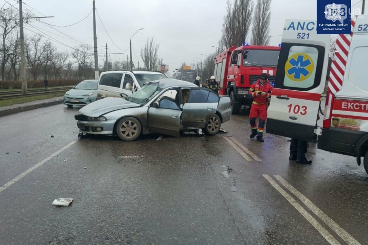 В Одессе произошло трагическое ДТП, есть жертвы,- ФОТО, фото-1