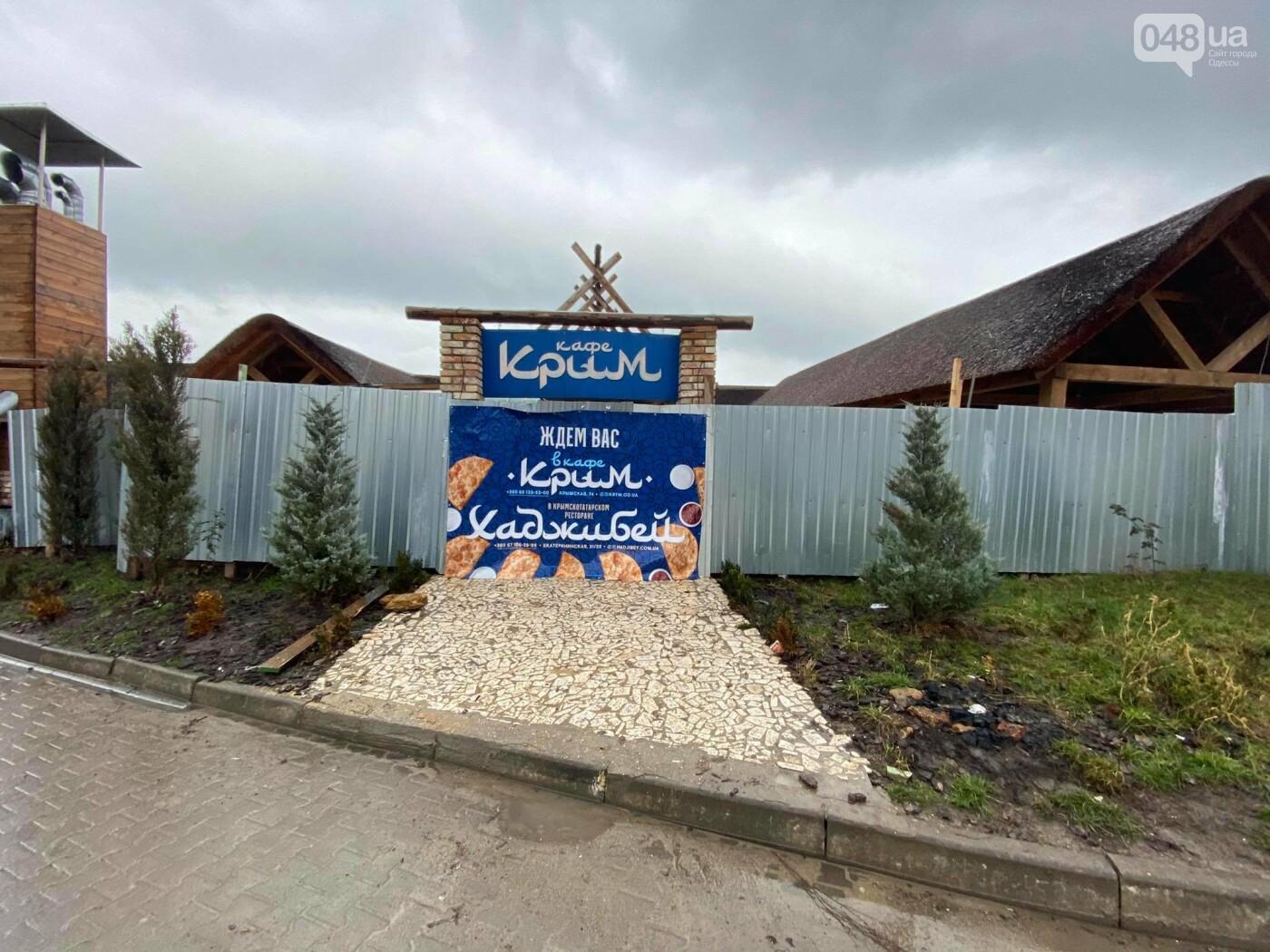 В Аркадии на побережье активист нашел незаконную стройку,- ФОТО, ВИДЕО, фото-7