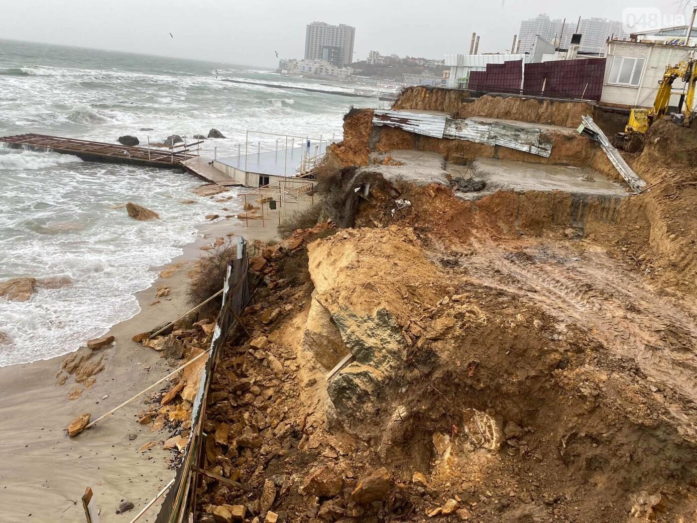 В Аркадии на побережье активист нашел незаконную стройку,- ФОТО, ВИДЕО, фото-6