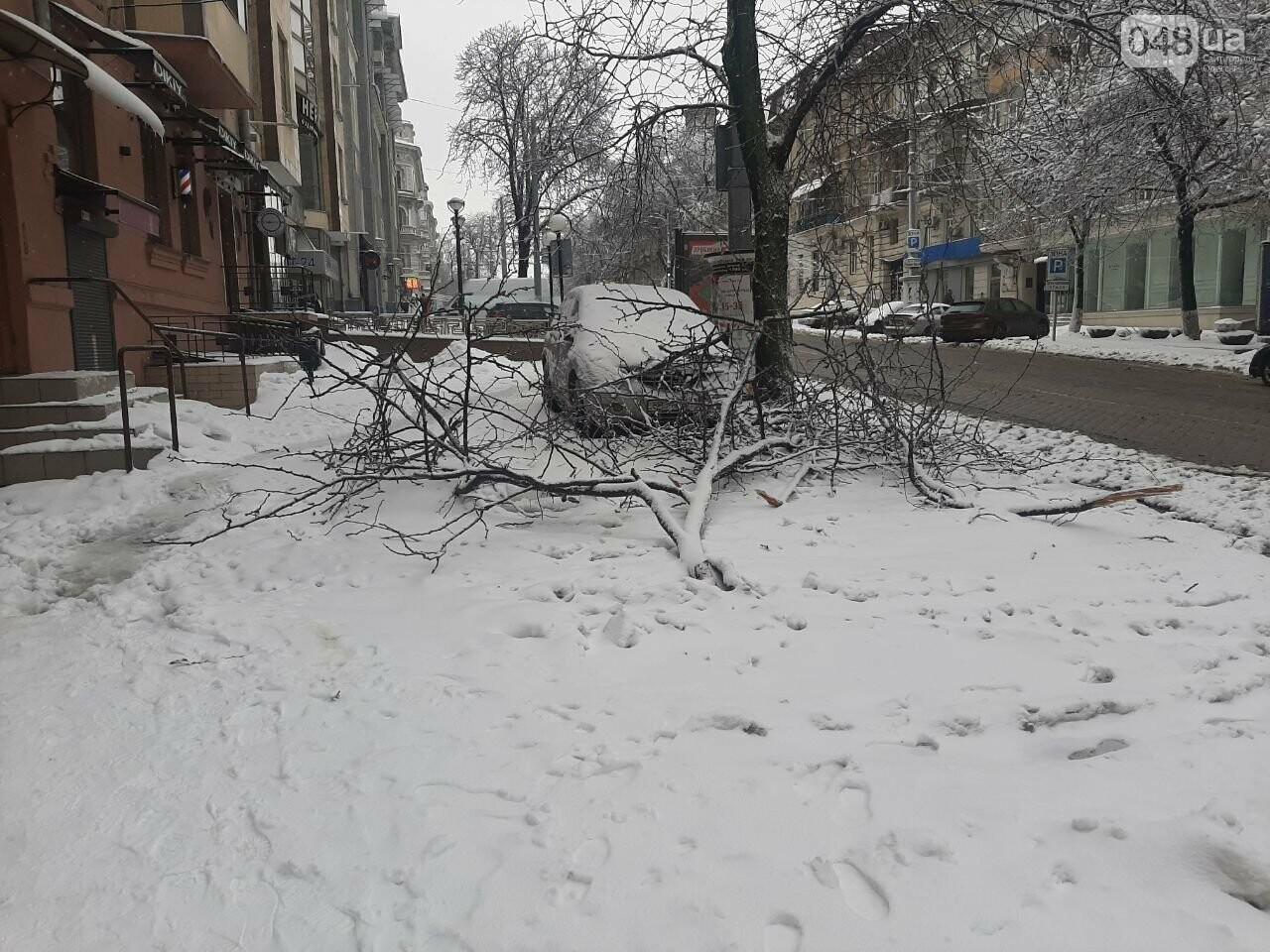 Последствия непогоды в Одессе, - ФОТОРЕПОРТАЖ, фото-2828