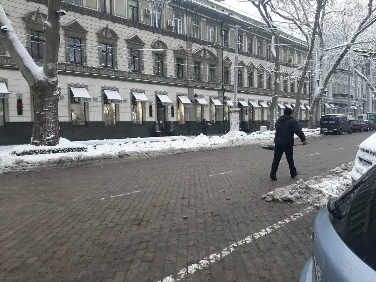Последствия непогоды в Одессе, - ФОТОРЕПОРТАЖ, фото-1111