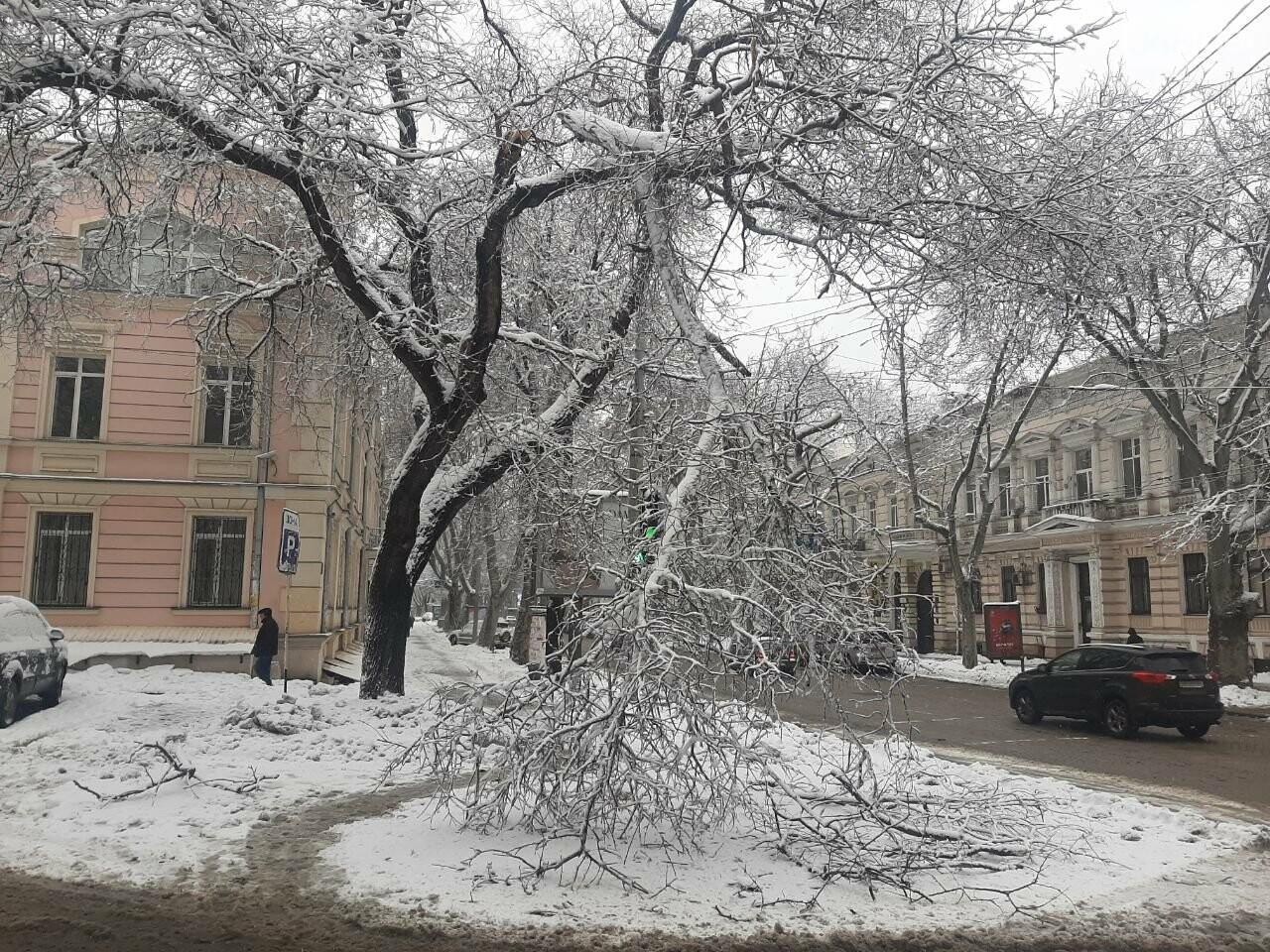 Последствия непогоды в Одессе, - ФОТОРЕПОРТАЖ, фото-2727