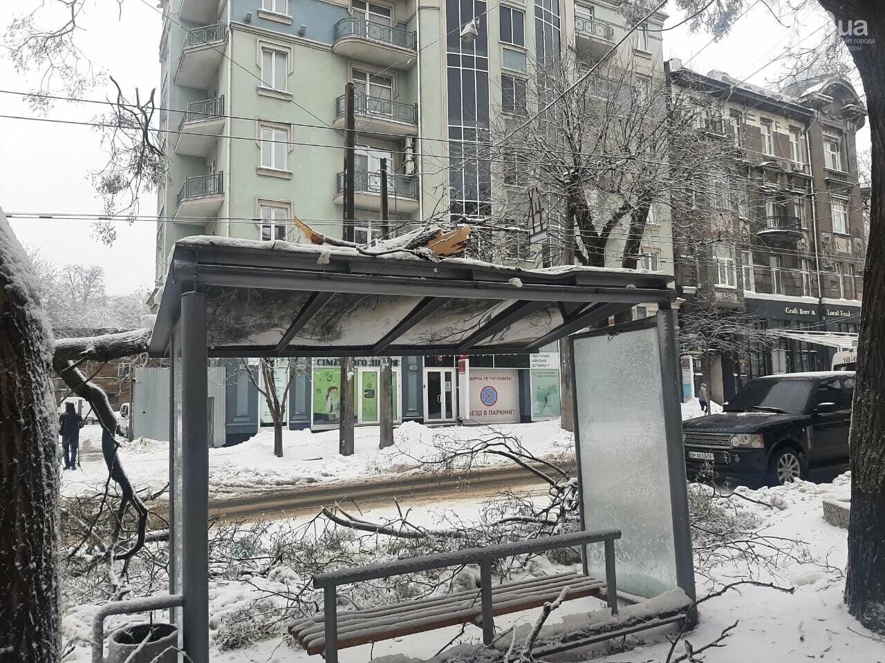 Последствия непогоды в Одессе, - ФОТОРЕПОРТАЖ, фото-3131