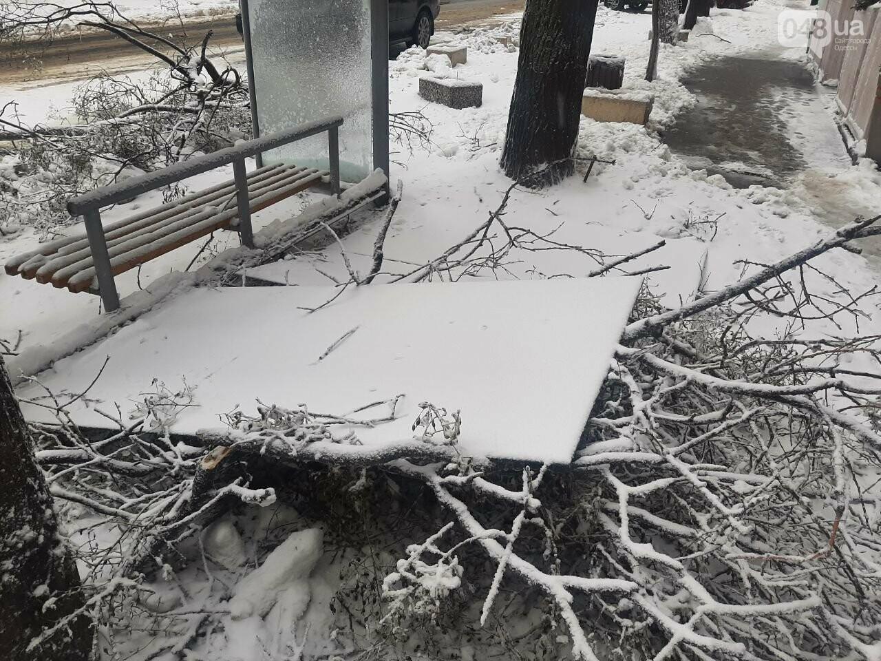 Последствия непогоды в Одессе, - ФОТОРЕПОРТАЖ, фото-3030
