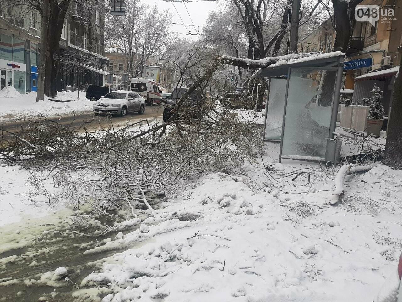 Последствия непогоды в Одессе, - ФОТОРЕПОРТАЖ, фото-2929
