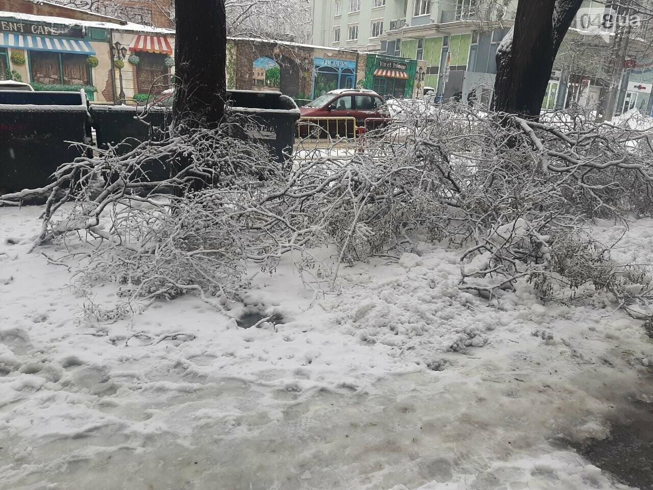 Последствия непогоды в Одессе, - ФОТОРЕПОРТАЖ, фото-2525