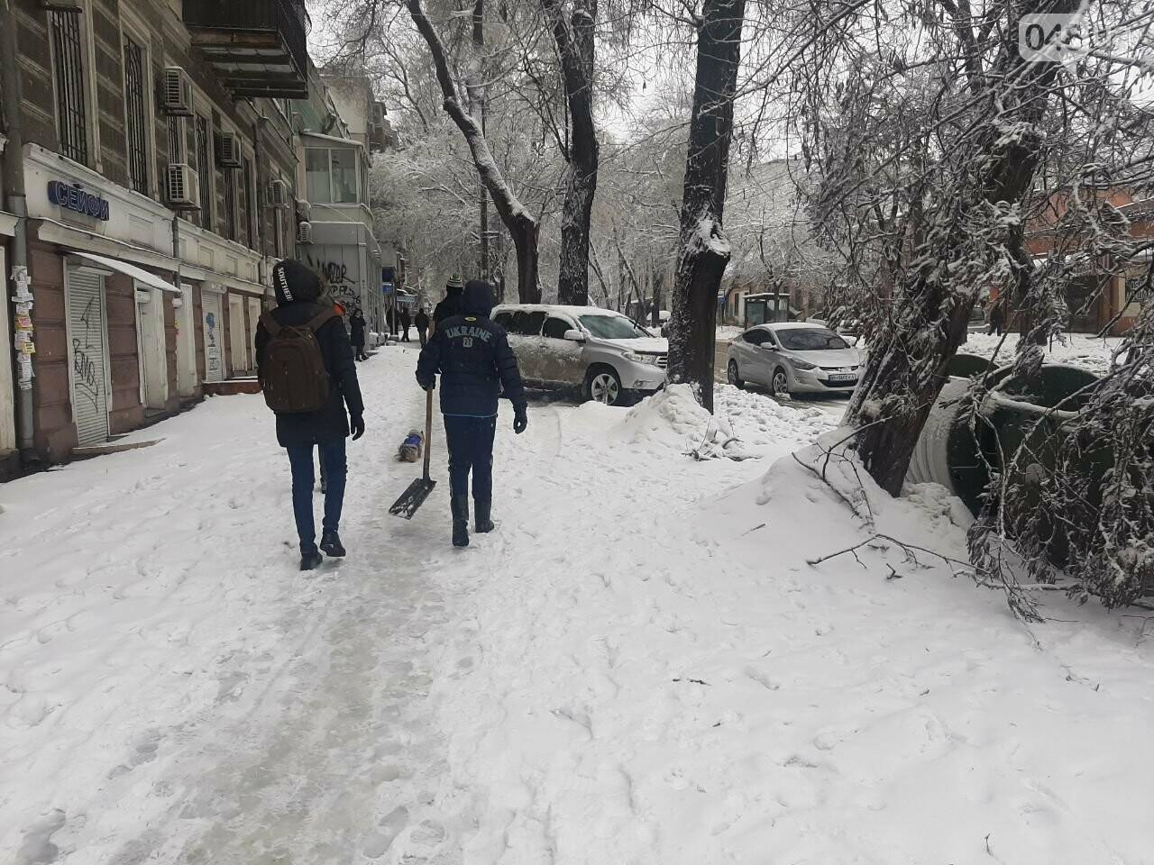 Последствия непогоды в Одессе, - ФОТОРЕПОРТАЖ, фото-1010