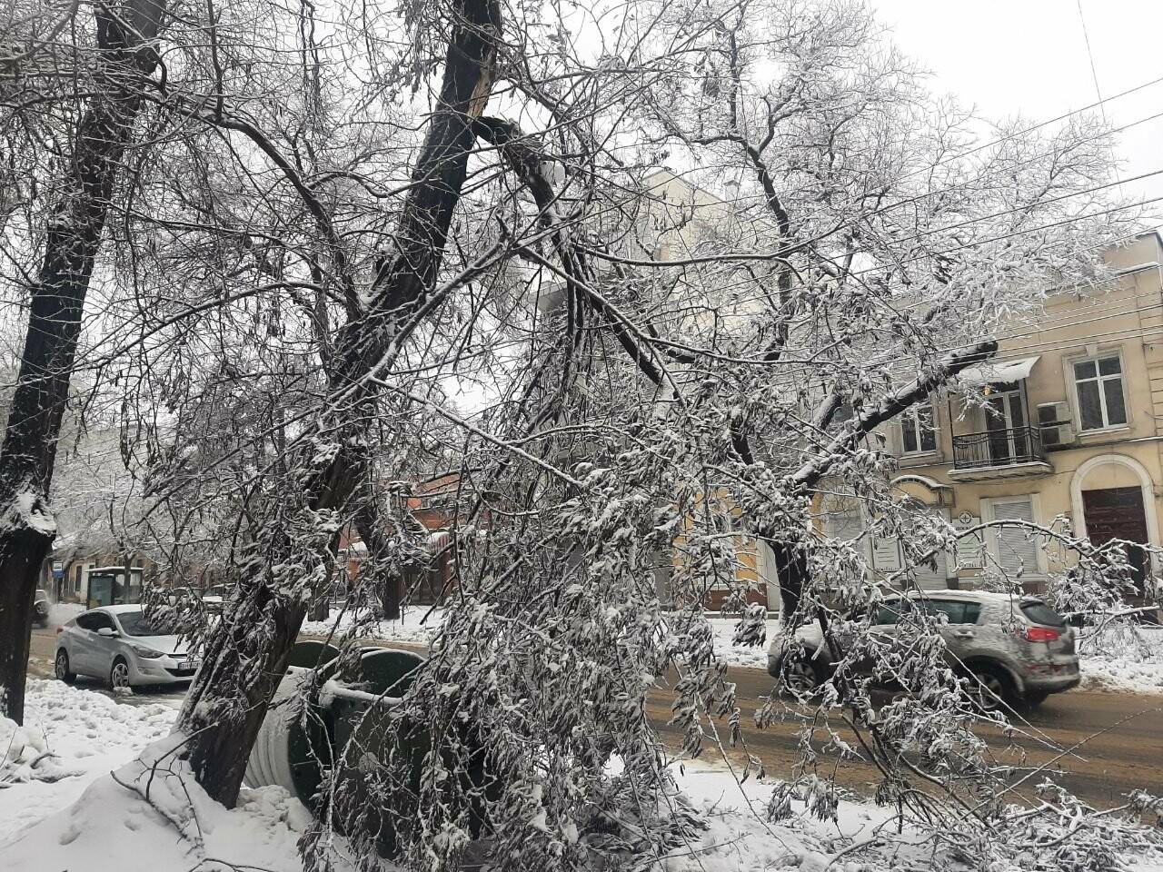 Последствия непогоды в Одессе, - ФОТОРЕПОРТАЖ, фото-2626